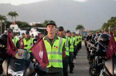 """LLEGAN A MARACAIBO DESDE CARACAS 250 MILITARES PARA REFORZAR LUCHA CONTRA EL """"BACHAQUEO"""" (+VIDEO)"""