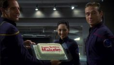 Malcolm's birthday