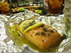 Citrus Rosemary Salmon