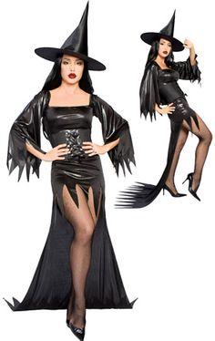 Witch Mama Sexy Halloween Costume