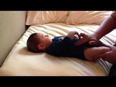 Baby Poop massage