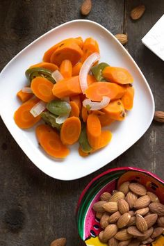 Authentic Mexican Pickled Carrots. www.keviniscooking.com