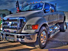 Cool Trucks, Big Trucks, Cool Cars, Ford F650, Ford Pickup Trucks, Trucks And Girls, Custom Trucks, Sport Cars, Night Life