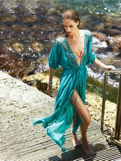 The perfect swimsuit cover #fashion #swimsuit