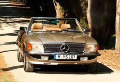 Mercedes-Benz SL Toskana | Nostalgic Oldtimerreisen