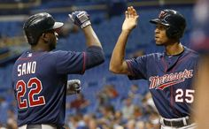 3. AL CENTRAL: MINNESOTA TWINS  -    Projected record: 76-86  -    Projected run differential: -53  -    The Twins lost their most games since 1949 last season, so there really is nowhere to go but up. The projection systems foresee a sizable step up, thanks mostly to a maturing young core headlined by Miguel Sano, Byron Buxton and Max Kepler. Brian Dozier has emerged as a legitimate All-Star, and the addition of Jason Castro should...  MORE...   - ROJECTING THE MLB SEASON  -  March 20, 2017