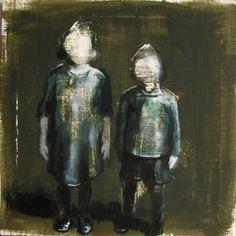 "Saatchi Art Artist Stefan Doru Moscu; Painting, ""Where is my childhood, Mom?"" #art"
