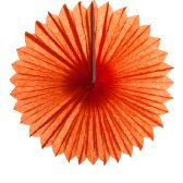 Round Paper Rosettes (3 sizes, 16 colors)