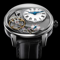 Maurice Lacroix Masterpiece Gravity CAN YOU RESIST GRAVITY? (See more at En: http://watchmobile7.com/articles/maurice-lacroix-masterpiece-gravity) (2/5) #watches #mauricelacroix @Maurice Lacroix