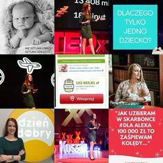 Rany rany! Mój 2019: - nagroda za działalność społeczną: 1 - nagroda za twórczość internetową: 1 - napisana książka (!!!): 1 - wystąpienie na TEDx: 1 - wystąpienia na konferencjach: 7 - szkolenia dla profesjonalistów: 2 - warsztaty dla rodziców: 16 - liczba unikalnych użytkowników na blogu: 935 876 (prawie MILION osób) - artykuły na blogu: 22 - artykuły poza blogiem: 8 - webinary: 8 - transmisje live: 45 - warszawskie spotkania dla Specjalistów 0-6: 6 - laktacyjna sesja fotograficzna: 1… High Needs Baby