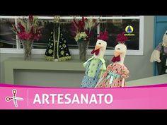 Vida com Arte   Galo Carlito e galinha Josefina por Mônica Lixandrão - 16 de junho de 2016 - A12