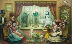 Parlor 2015 by Mark Ryden