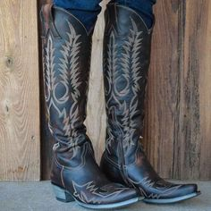 Old Gringo - Mayra Boot