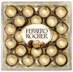 #GIVEAWAY: Win a 24-count box of Ferrero Rocher chocolates (Ends 12/20)