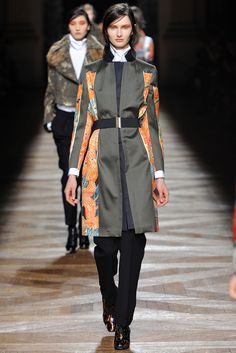 Dries Van Noten | Fall 2012 Ready-to-Wear Collection | Style.com