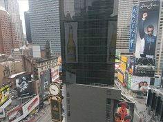 ACTUALLY IN TIMES SQUARE-STUNNING VIEW ON BROADWAY Price start from: $250.00, 1 Bedrooms, 3 Sleeps, Location: New York, Manhattan