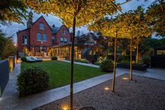 IMG_3945 | Full Album Surrey, Garden Design, Sidewalk, Album, London, Mansions, House Styles, Water, Trees