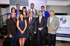 Armario de Noticias: Programa radial Almuerzo de Negocios celebra su 6t...