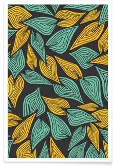 Autumn Wind VON Pom Graphic Design now on JUNIQE!