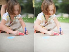 {photography with lei} how to lighten an image