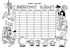 lukujarjestys-mv Word Search, Diagram, Words, School, Horse