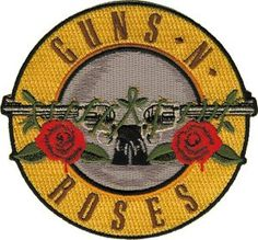 Guns N' Roses Rock Music Band Patch - Bullet & Roses cd,http://www.amazon.com/dp/B000WL3NSS/ref=cm_sw_r_pi_dp_0Db5rb07TNMP2M5B