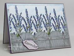 ODBD Lavender, Wood Background, ODBD Custom Ornate Borders and Flower Die Set (sentiment panel), Card Designer Angie Crockett