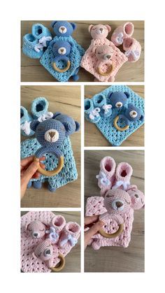 turn on the sound When people learn that I'm flexible, they have one of several Baby Hat Patterns, Crochet Animal Patterns, Crochet Animals, Knitting Patterns, Crochet Baby Toys, Crochet Bunny, Baby Knitting, Crochet Crafts, Crochet Projects