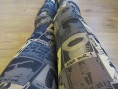 Photo Shot Leggings. $16,50, via Etsy.