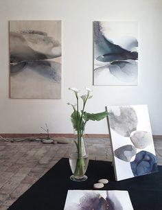 Painting by Sabrina Garrasi