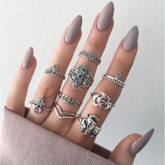 Daydream Ring // Moonstone