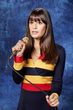 """Are you an anxious lover like Rachel Berry from """"Glee?""""    heck yah"""