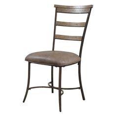 Hillsdale Charleston Ladder Back Dining Chairs - Set of 2 - HL3232-1