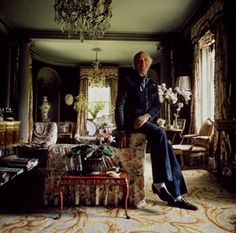 Cecil Beaton At Home