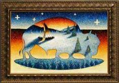 Painting by Virgil Nez kK Mural Art, Western Art, Native American Art, Yahoo Search, Indian Art, Art Google, All Art, Nativity, Westerns