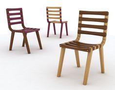 Cadeira Trapézio / Gustavo Bittencourt