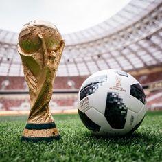 Bekijk hier de nieuwe WK-bal met opvallend nieuwigheidje