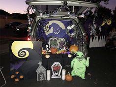 Nightmare Before Christmas Halloween, Disney Halloween, Fall Halloween, Halloween Crafts, Holiday Crafts, Happy Halloween, Holiday Ideas, Halloween Party, Halloween Decorations