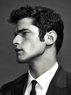 Sean O'Pry shows us why he's one of the fashion industry's highest paid male models in this striking editorial in the March 2017 issue of GQ Spain. Sean O'pry, Male Model Face, Male Models, Gq, Portrait Photography Men, Fashion Photography, Mode Masculine, Pretty Boys, Character Inspiration