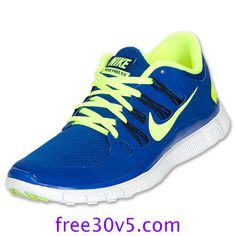 on sale 8f101 0e8df 50% Off Nike Frees,Nike Free 5.0 Mens Hyper Blue Black Blue Tint Volt