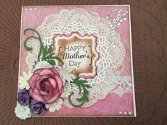 Mothers Day. Card