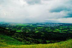 #Fotografía #paisaje #verde #naturaleza #verde #cerro #nubes