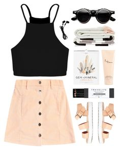 #929 by maartinavg on Polyvore featuring polyvore, fashion, style, Boohoo, WALL, Mark's Tokyo Edge and clothing