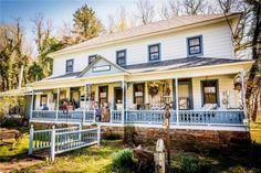 1867 - Wesley, AR - $325,000 - Old House Dreams