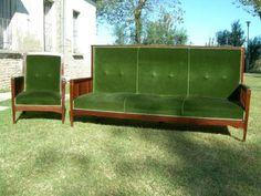 vendo divano ducrot con 3 poltrone 2