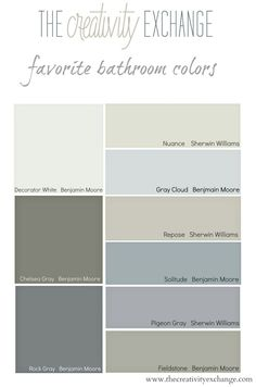 Bathroom Paint Color the saturday 6 | clarks, basements and house