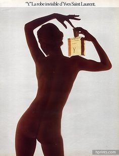 Vintage Perfume Ad: Y by Yves Saint Laurent, Saint Laurent Perfume, Yves Saint Laurent Y, Vintage Advertisements, Vintage Ads, Anuncio Perfume, Ysl Beauty, Beauty Makeup, Cosmetics & Perfume, Fashion Wallpaper