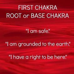#basechakra #affrimation
