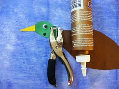 Migrating Ducks Art Project and Giveaway Results
