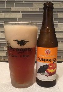 Pumpkick by New Belgium brewing